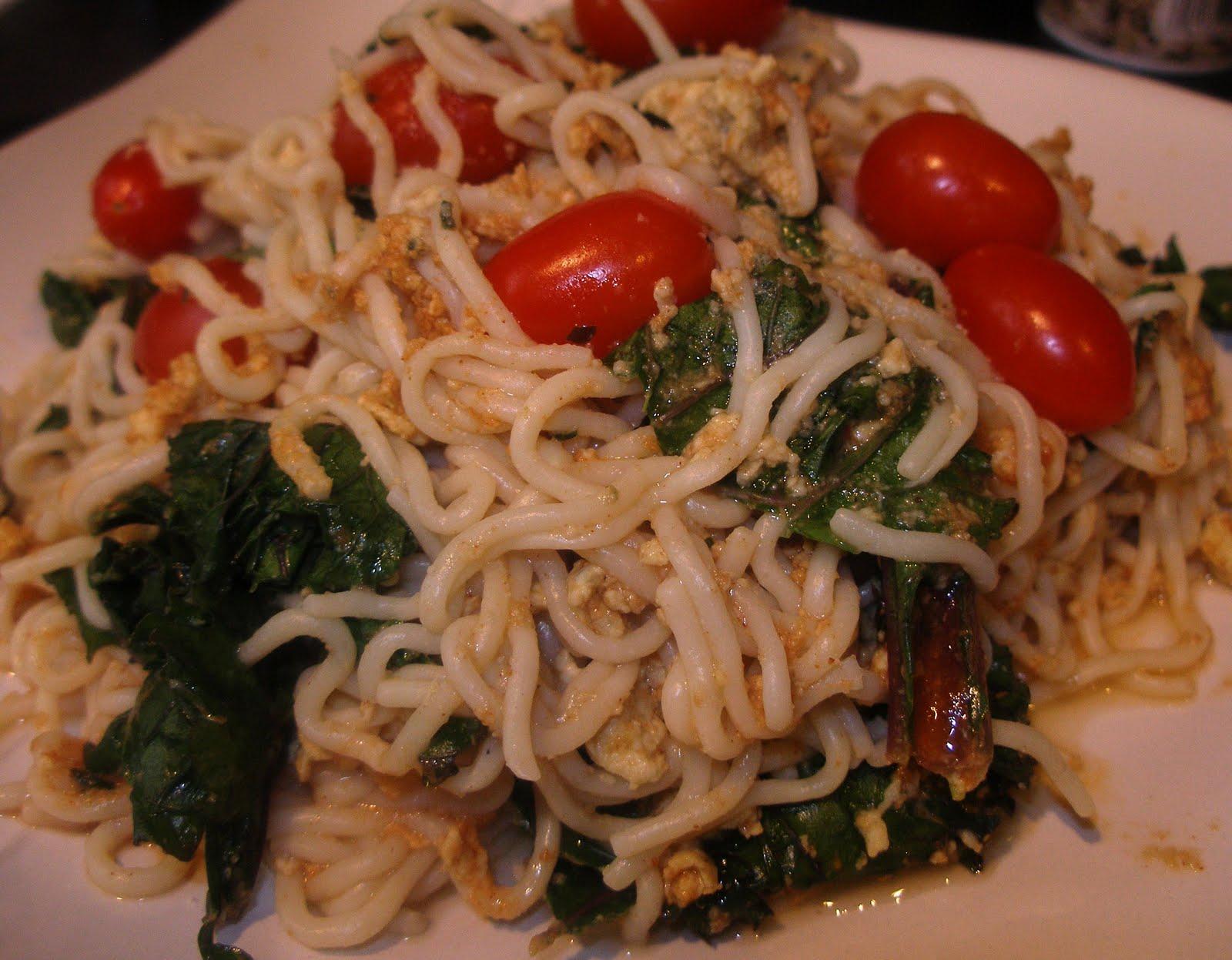 Never Ending Pasta   Cotter Crunch